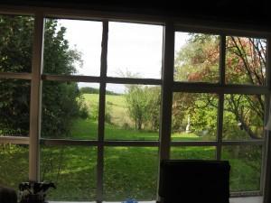 keutenberg uitzicht vanuit kamer en vanaf uitzichtpunt herfst 12 001
